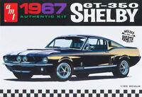 AMT 1967 Shelby GT350 White 1:25 plastic model car kit new 800