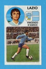 PANINI CALCIATORI 1976/77-Figurina n.175- D'AMICO - LAZIO -Rec