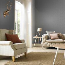 Boutique Chevron Textured Silver Luxury Wallpaper