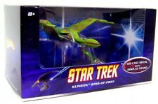 Star Trek The Original Series Hot Wheels Klingon Bird of Prey Die-Cast Car