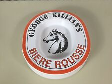 CENDRIER BIERE BEER GEORGE KILLIANS OESVRES TABAC TABACCO