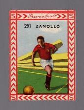 B.E.A. BEA ALBO PREMIO GOOL SPORT 1949 1950 49 50 FIGURINA N. 291 ZANOLLO