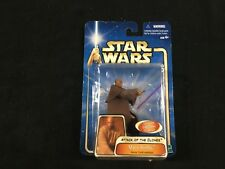 Star Wars Attack of the Clones Mace Windu Arena Action Figure New in Package