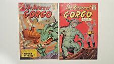 Return of Gorgo Special Edition #2, #3 (Charlton 1963)
