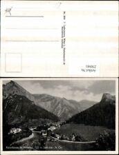 250981,Kaiserbrunn im Höllental b. Schwarzau im Gebirge Bergkulisse