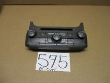 2013 2014 Chevrolet Malibu AC and Heater Control Used Stock #575-AC