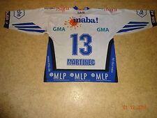"Adler Mannheim ORIGINALE MAGLIA Ewald 2000/01 ""sap"" + N. 13 Martinec TG. XXL Top"