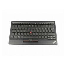 ThinkPad Lenovo KU-1255 USB Tastatur mit Trackpoint 03x8727 Slim