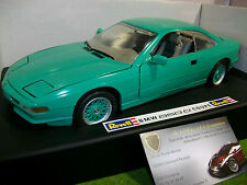 BMW 850 Ci COUPE vert au 1/18 REVELL METAL 08923 voiture miniature de collection