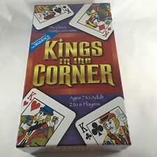 NEW Kings in the Corner Family Card Game 1996 Jax