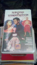 A&E Rodgers & Hammerstein - The Sound of Movies VHS rare documentary musicals