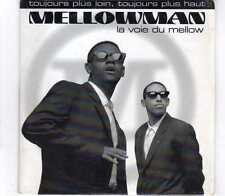 Mellowman - La Voie Du Mellow - CDS - 1995 - Pop Rap