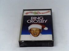 Bing Crosby White Christmas - ( Cassette,1986) Import - Italy SEALED