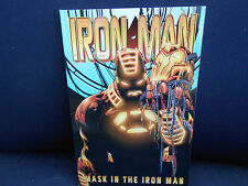 Iron Man: Mask in the Iron Man tpb