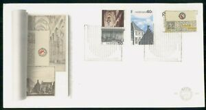 Mayfairstamps Netherlands Building Combo Cover wwm_24747