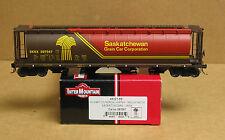 Intermountain 45121-57 HO Saskatchewan 4-bay cylindrical hopper SKNX #397226