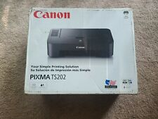 CANON PIXMA TS202 INK JET PRINTER.
