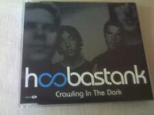 HOOBASTANK - CRAWLING IN THE DARK - 4 TRACK UK CD SINGLE