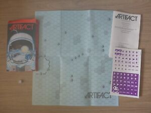 Artifact - Vintage Microgame by Metagaming *Complete*