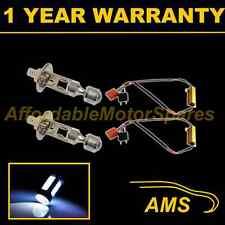 2X H1 WHITE 6 CREE LED FRONT FOG SPOT LAMP LIGHT BULBS HIGH POWER XENON FF503101