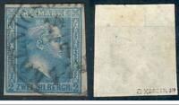 Preußen Mi.-Nr.11axo- Königsberg (MICHEL EURO 250,00) geprüft Brettl BPP, pracht
