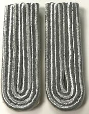WWII GERMAN HEER JR. OFFICER TUNIC SHOULDER BOARDS- INFANTRY
