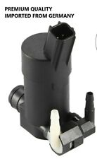 TWIN OUTLET WINDSCREEN WASHER PUMP FITS FORD MONDEO MK3/4 GALAXY 2006-15