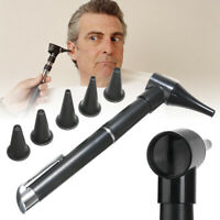 Diagnostic Penlight Otoscope Pen Style for Ear Nose Throat Clinical Tool Set