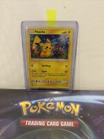 Pokemon TCG Sun and Moon Pikachu SM86 Promo