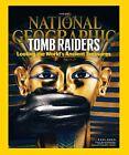 NATIONAL GEOGRAPHIC MAGAZINE JUIN 2016~ Tomb Raiders - Summer de requins