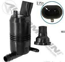 Washer Fluid Pump for Mack Part# 21622110112 - 82712974  IHC# 2585375C91-HLK7056