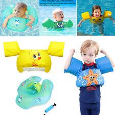 Kinder Schwimmweste Schwimmhilfe Passend Schwimmflügel Baby Schwimmen Sitz Ring