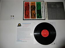 The Jam The Gift Analog A1/A1 1st Japan '82 Mint ARCHIVE MASTER Ultrasonic CLEAN