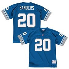604cf06ed19 Detroit Lions Barry Sanders Sz 3xl Mitchell & Ness Throwback Jersey