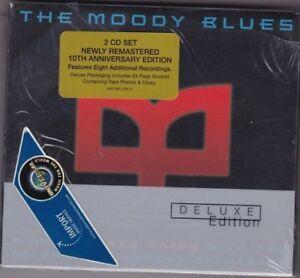 Moody Blues  # A night at Red Rocks #  Deluxe Ed. DOPPIO CD NUOVO SIGILLATO