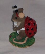 Nice Decorative Collectible Charming Tails #89/123 Used With Fast Free Shipping!