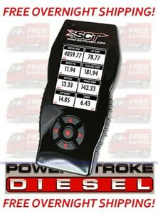 SCT 7015 X4 Tuner Programmer For 7.3L 6.0L 6.4L 6.7L Ford Powerstroke Diesel