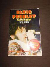 "VINTAGE 1977 16 1/2"" X 11"" ELVIS PRESLEY POSTER BOOK"