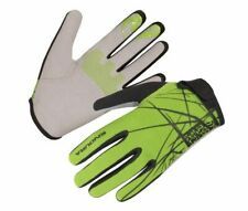 Endura Hummvee Kids' Full Finger Bike Glove Large Age 11-12 Black New Old Stock