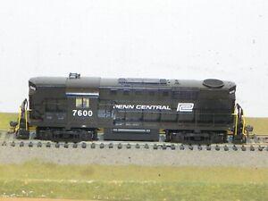 Atlas HO Custom Painted Penn Central RS-11 Locomotive DCC Ready RUNS