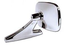 "CIPA Universal Car Chrome Mirror Replacement Kit, 5.25"" x 4"""