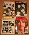 Mixed Lot of 4 THE BEATLES 2021 Brand New Free USA Shipping