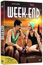DVD WEEK-END NEUF DIRECT EDITEUR