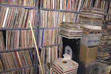Great Lot of 25 RANDOM  ROCK & POP  LP's  w/Jackets WHOLESALE VINYL