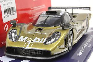 FLY 64 PORSCHE GT1 98 EVO WARSTEINER TEST CAR 25,000 RPM MOTOR NEW 1/32 SLOT CAR