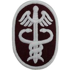 US Army Medical Command (MEDCOM) color class A sew-on patch
