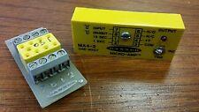 10-30VDC Banner MA3AF MICRO-AMP Amplifier Module Complementary SPDT