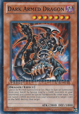 Yugioh Salvo DAD Budget Deck - Dark Armed Dragon - Black Salvo - NM - 40 Cards