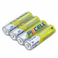 AA Rechargeable Battery 1.2V 2600mAh Ni-mh Battery 4Pcs