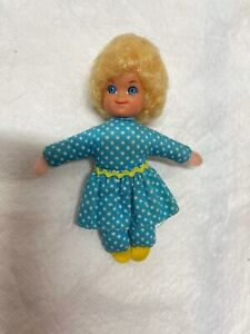 "Mattel Mrs. Beasley Doll Mini 4 1/2"" for Buffy Small Talk Family Affair 1967 68"